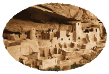 Mesa Verde National Park Logo